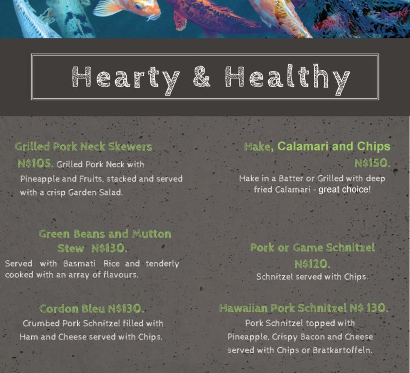 Hearty & Healthy 2