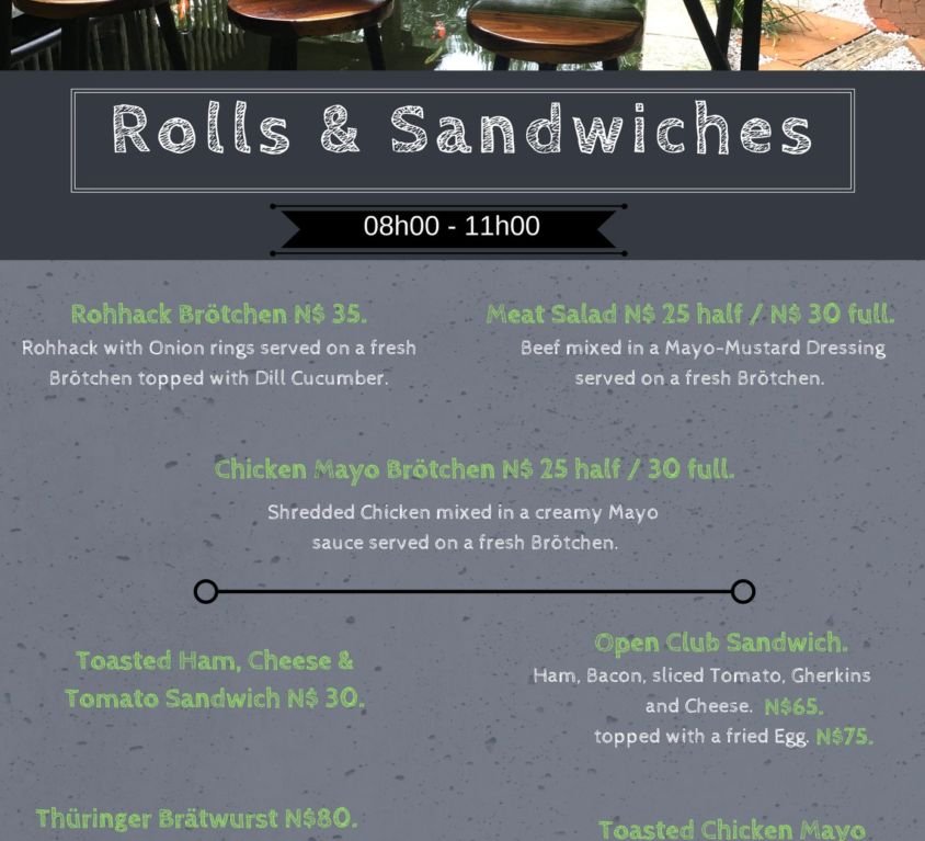 Rolls & Sandwiches